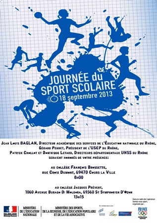 Invitation à JSS 2013